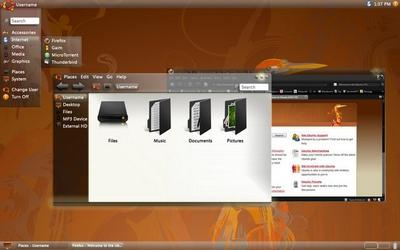 intrepid Novità in Ubuntu 8.10 - Intrepid Ibex